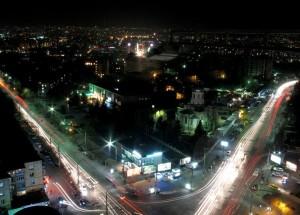 Night Chisinau